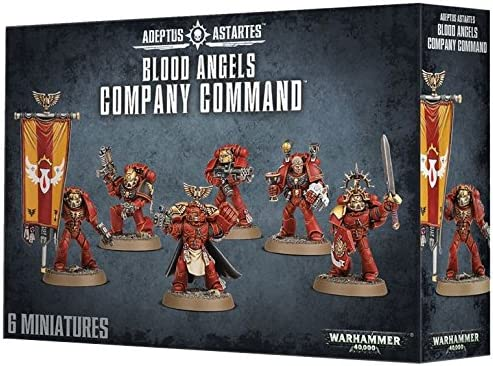Blood Angels Company ComFemmed 41-21 - Warhammer 40,000 | Shopping Online