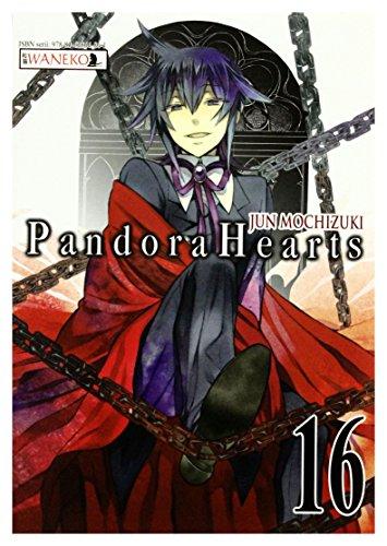 Pandora Hearts (Tom 16) - Jun Mochizuki [KOMIKS]