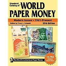 Standard Catalog of World Paper Money, Modern Issues, 1961-Present