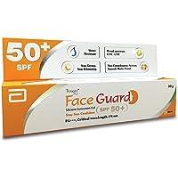 Manat Enterprise Faceguard Sunscreen SPF-50, 30 gm