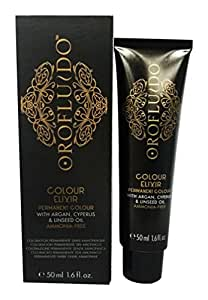Orofluido coloration sans amoniaque 7.12 blond perlé (50ml)