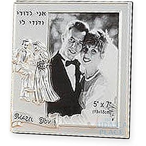 Marco de boda judía Godinger 5X7