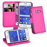 Samsung Galaxy ACE 4 LITE Hülle in PINK von Cadorabo -