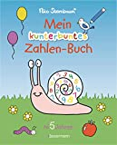 Mein kunterbuntes Zahlen-Buch. Spielerisch die Zahlen von 1 bis 20 lernen.: Durchgehend farbig. Für Vorschulkinder ab 5 Jahren