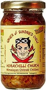Himachilli Chukh Zingy Ginger and Red Chilli Chukh, 200g