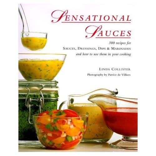 Sensational sauces by Linda Collister (1998-08-03)