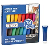 Unbekannt Artico 52794 - Acrylfarbe 18 teilig