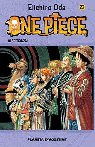 One Piece nº 22: ¡¡Esperanza!! (Manga Shonen) por Eiichiro Oda