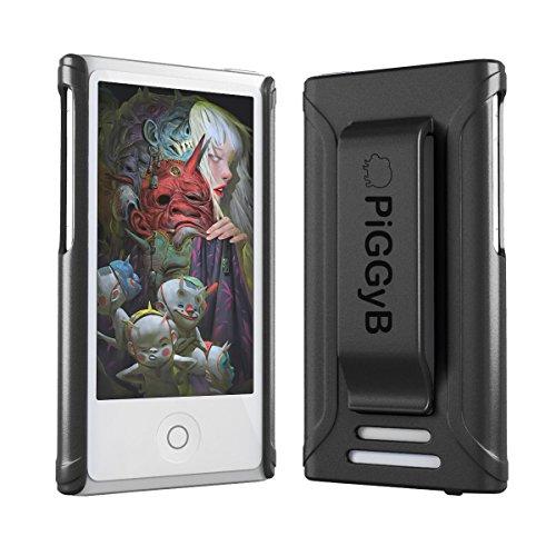 Cover Belt Clip for iPod Nano 7th Gen 7 7G (Black) (Ipod Nano Sport Clip)