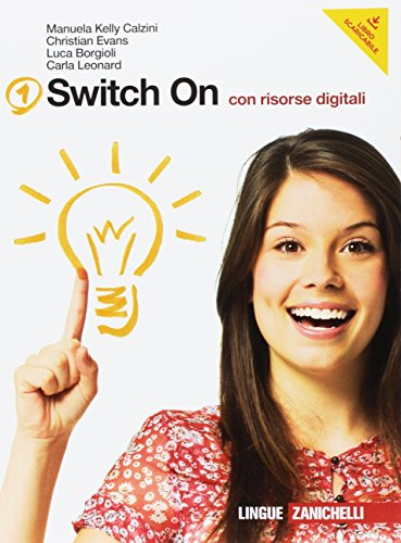 Switch on. Starter book-Extra book. Per la Scuola media. Con DVD-ROM. Con espansione online: 1