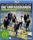 Die Unfassbaren - Now You See Me [Blu-ray]