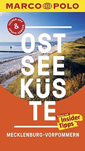 Preisvergleich Produktbild MARCO POLO Reiseführer Ostseeküste Mecklenburg-Vorpommern: Reisen mit Insider-Tipps. Inklusive kostenloser Touren-App & Update-Service