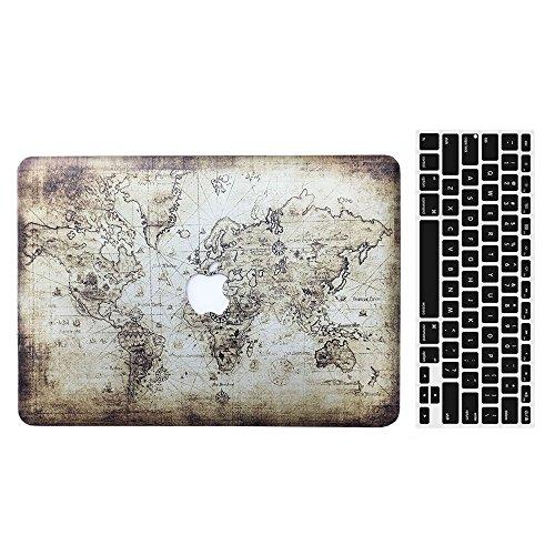 ay0114儒商16年12月新款 MacBook 套 + 键盘膜 (Ver Standard American)