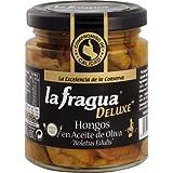 La Fragua Boletus Edulis, Hongos Troceados en Aceite de Oliva - 150 gr