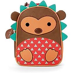 Skip Hop SKI-ZOO-LCH-HEDGEHOG - Bolso para Almuerzo infantil, diseño de erizo