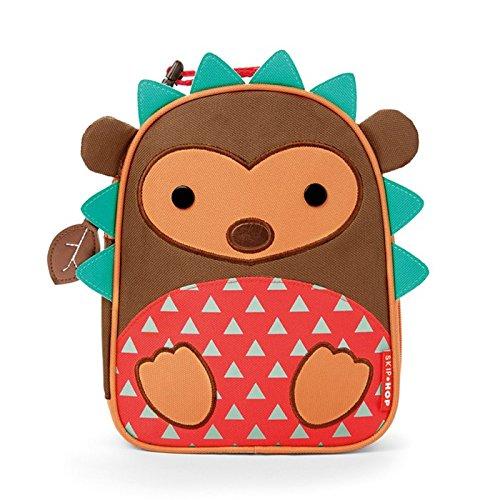Skip Hop SKI-ZOO-LCH-HEDGEHOG Kindergartentasche, Motiv Igel