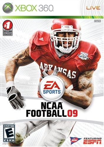 NCAA Football 09 by Electronic Arts