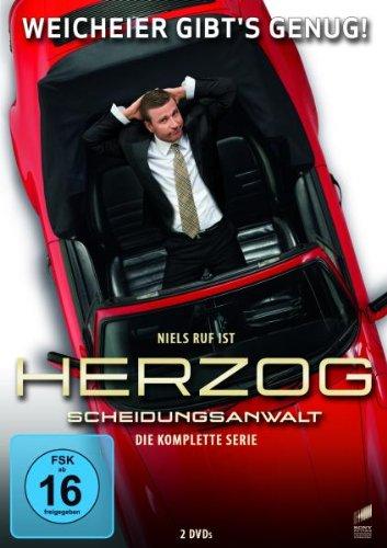 Scheidungsanwalt - Die komplette Serie (2 DVDs)