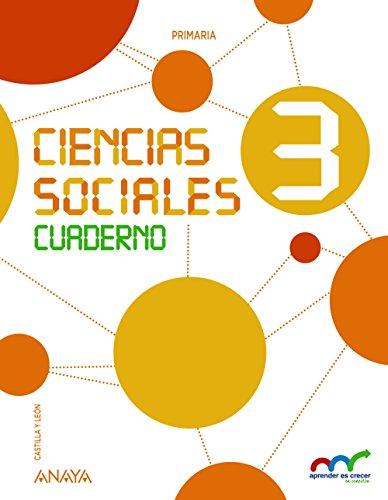 Ciencias Sociales 3. Cuaderno. (Aprender es crecer en conexión) - 9788469825709