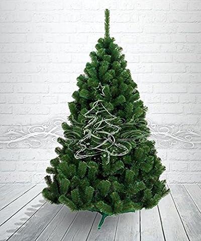 Künstlicher Weihnachtsbaum Kiefer Silver buschig 150