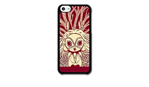 Princess Mononoke Little Forest Creatures Red And White