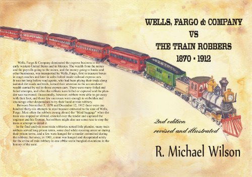 wells-fargo-company-vs-the-train-robbers-english-edition
