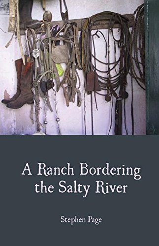A Ranch Bordering the Salty River por Professor Stephen Page