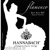 Hannabach 8277 MT Flamenco Classic, 3-Bass Set