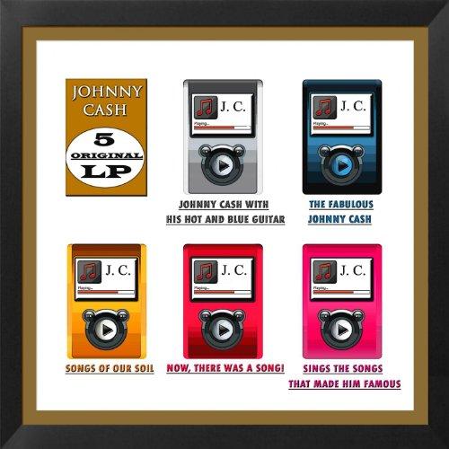 Johnny Cash: Five Original Albums