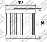 CHAMPION Filtro Olio COF067 LML 125-150 4T COF067 Oil Filter COF067 LML 125-150 4T COF067
