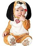 Disfraz de perro pachón para bebé - 6-12 meses