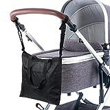 achilles, Kinderwagentasche, Stroller-Bag, 47 cm x 37 cm, schwarz