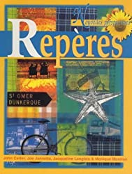 Nouvelles Perspectives, Reperes: Student's Book by Joe Jannetta (1998-09-07)