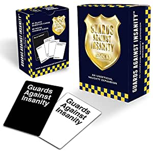 Guards Against Insanity: Edition 5 - An Unofficial Naughty Expansion Pack