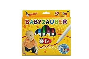 Malinos 300011 – Buntstift – Babyzauber ab 1 Jahr