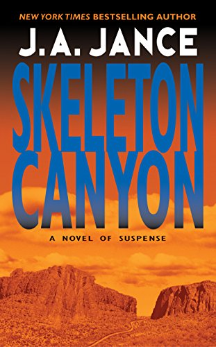 Skeleton Canyon (Joanna Brady Mysteries Book 5) (English Edition) -