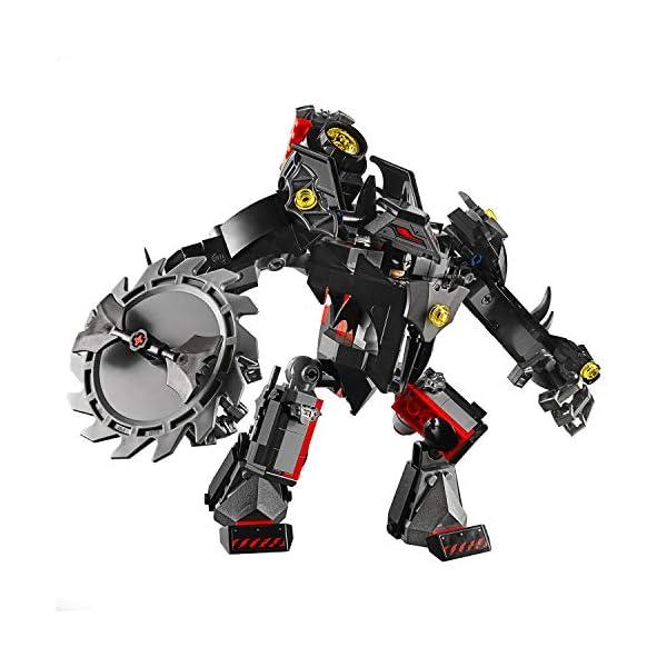 LEGO Super Heroes - Mech di Batman vs. Mech di Poison Ivy, 76117 2 spesavip