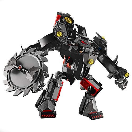 LEGO Batman Contre Le Robot Poison Ivy DC Comics Super Heroes Jeux de...