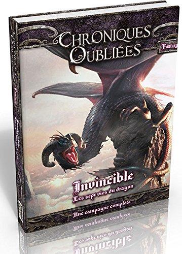 Black Book Chroniques Oubliées - Invincible par