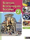 Sciences économiques sociales 2de