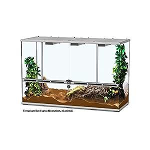 Aquatlantis Terrarium Alu 118 x 45 x 60 cm
