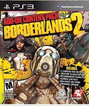 Take-Two Interactive Borderlands 2 (Add-On Pack), PS3 - Juego (PS3, PlayStation...