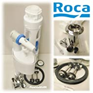 Roca Senso Complete D2D Dual Flush Valve Cistern Pack including Fill Valve & Button by Roca