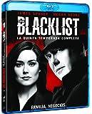 Tv The Blacklist: Temporada 5 (BD) [Blu-ray]