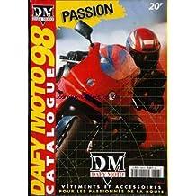 D. M. DAFY MOTO du 01/01/1998 - CATALOGUE VETEMENTS ET ACCESSOIRES.