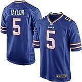 Buffalo Bills Nike Youth Game Jersey - Blue - XL, 5 - Tyrod Taylor