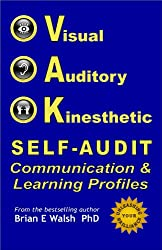 VAK Self-Audit: Visual, Auditory, and Kinesthetic Communication and Learning Styles