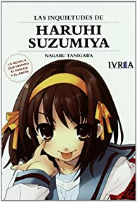 Inquietudes de haruhi suzumiya, las par Nagaru Tanigawa