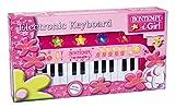 BONTEMPI - 122971 - Instrument de Musique - Clavier Électronique Rose - 24 Touches