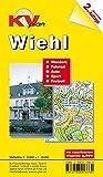 Wiehl: 1:15.000 Stadtplan mit Freizeitkarte 1:25.000 inkl. Rad- und Wanderwegen (KV-Sauerland-Pläne)